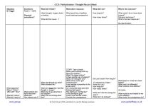 Printables Ocd Worksheets primary care psychology worksheets health anxiety thought record