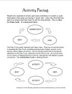 Primary Care Psychology » Self-Help Handouts